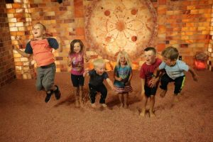 FREE Weekly Mom's & Tot's Group in THE SALT CAVE @ The Centered Stone • Health & Wellness