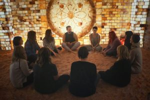 Awakening • Interactive Circle & Meditation in the Salt Cave @ The Centered Stone