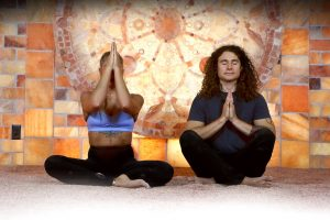 Yoga Nidra & Sound Bath in the SALT CAVE with Balance and Soulshine @ The Centered Stone
