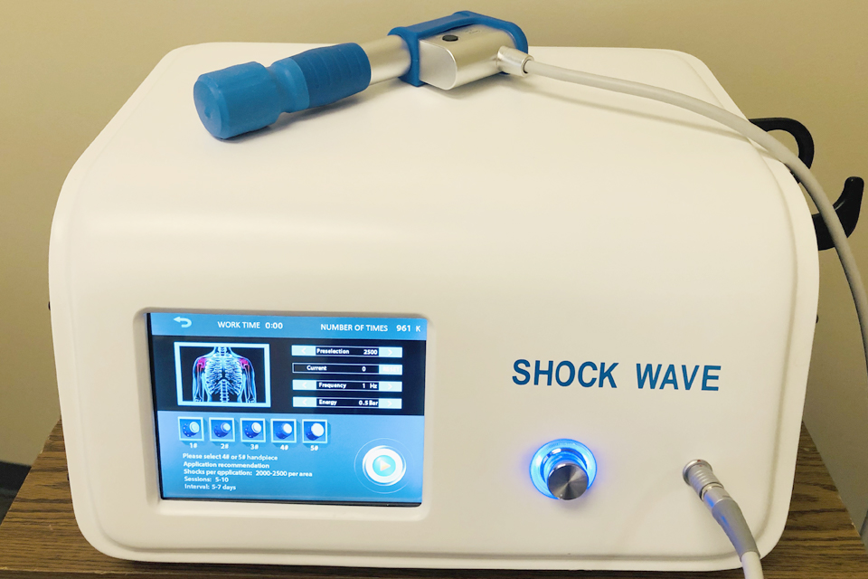 Sound Wave Therapy